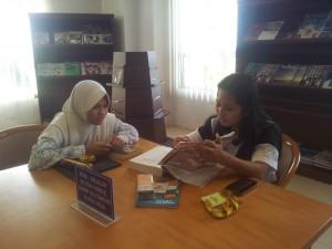 Memanfaatkan Perpustakaan Untuk Selesaikan Tugas Sekolah dan Persiapan SBMPTN